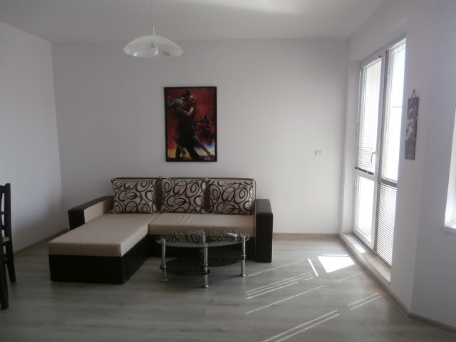 Двустаен апартамент ново строителство под наем гр. Пазарджик