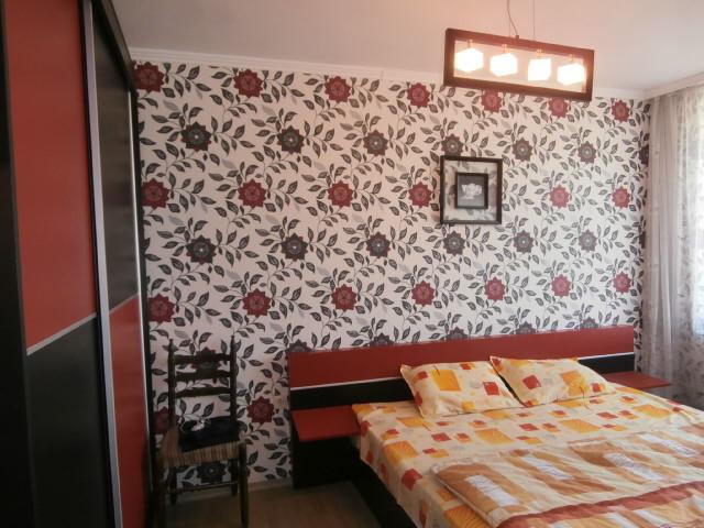 Двустаен тухлен апартамент град Пазарджик