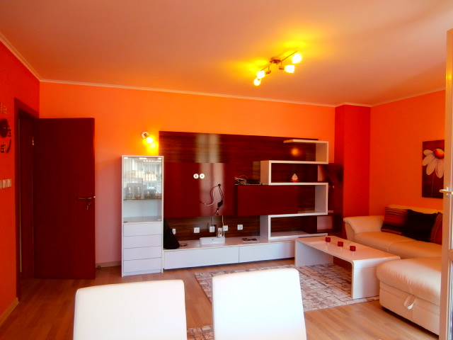 Двустаен апартамент ново строителство под наем град Пазарджик