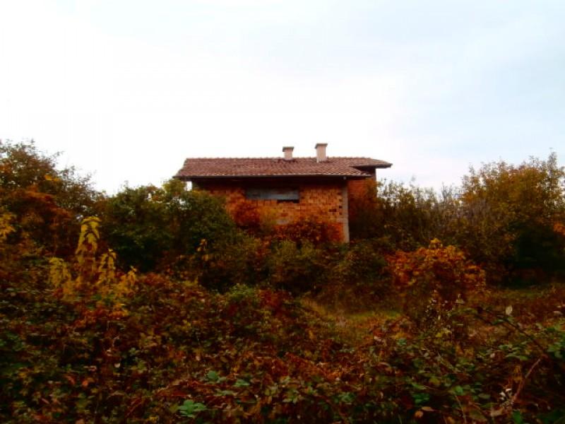 Къща в село Бошуля