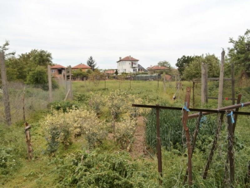 Къща в село Ивайло