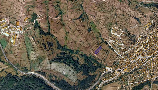Парцел в град Батак
